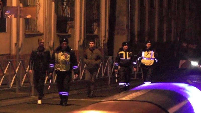 Безразличие полиции в самом пекле беспредела. Часть 2. Бездельники в форме. Краснодар.