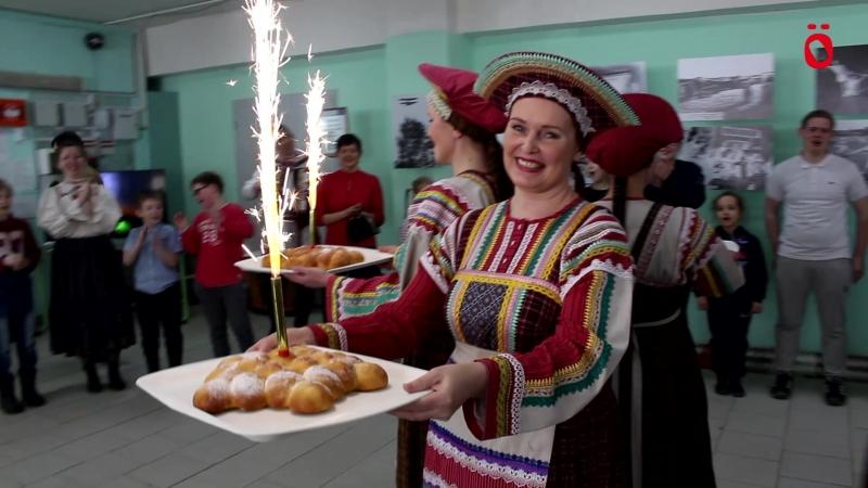 Коми-Пермяцкому этноцентру — 8 лет. День открытых дверей
