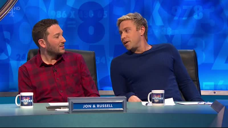 8 out of 10 Cats does Countdown S11E07 (05.11.2016)