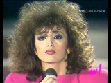 Flavia Fortunato Verso IL 2000 HQ 'SAN REMO a Mosca' Fiori e Canzoni dall Italia 1986