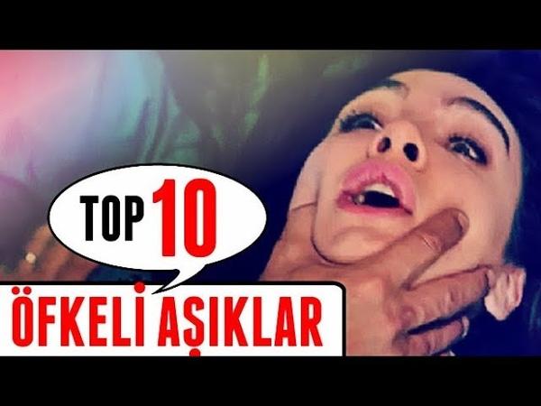 ÖFKELİ DİZİ AŞKLARI! TOP 10 Dizi Sahneleri