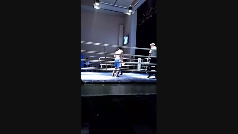 Матч кикбоксингана звание чемпиона СНГ