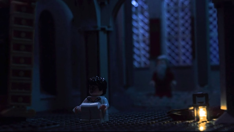 LEGO Harry Potter - The Mirror of Erised