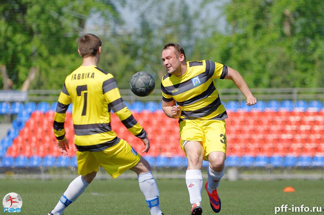 Первая лига ТДК. 5 тур. Матч тура