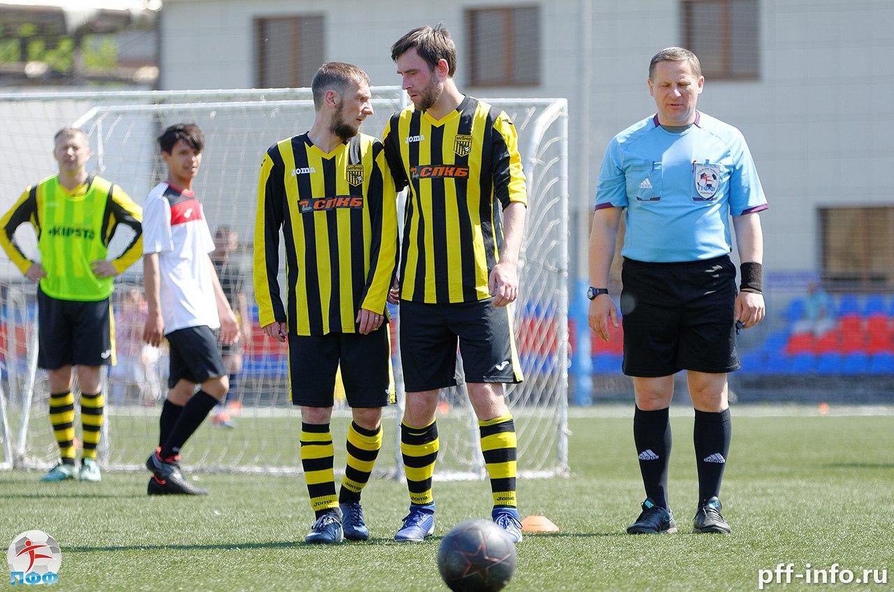 Первая лига ТДК. 4 тур. Матч тура
