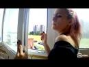 Трахнул на балконе курящую телку частное домашнее русское порно фото инцест зрелые молодые оргия анал