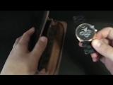 Комплект часы и клатч