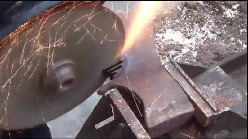 топор викингов axe restoration