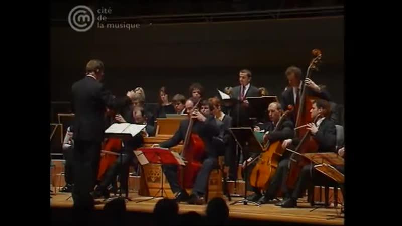 78 106 198 J.S. Bach - Jesu, der du meine Seele, BWV 78 Actus Tragicus, BWV 106 Trauerode BWV 198 - Il Fondamento [P. Dombrecht]