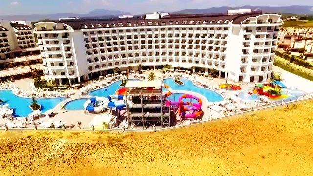 ❤👆 🌅Отдых в турецком пятизвёздочном отеле за 24 267 руб чел Рейтинг отеля 8 10 1я линия песчаный пляж❤️ 🌞🌴🌞🌴🌞🌴🌞🌴 🌴Турция К