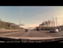 В Петербурге у грузовика на ходу отлетело колесо