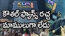 Kaushal Craze at KLM Shopping Mall Kaushal Army Karthikeya Payal Rajput Suchitra Hyderabad