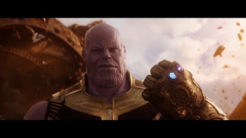 Avengers: Infinity War B-Roll Footage Trailer