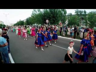 Карнавал Лисаковск 17.08.2018