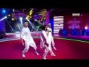 Инфинити - Трек (выступление на телеканале ТНТ 2018)
