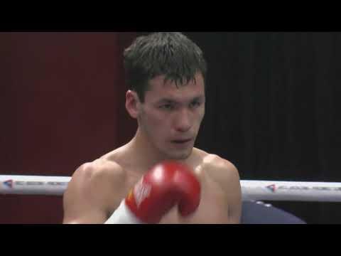 Мухаммад Шехов vs. Степан Маурер |Турнир по боксу RCC Boxing Promotions » Freewka.com - Смотреть онлайн в хорощем качестве