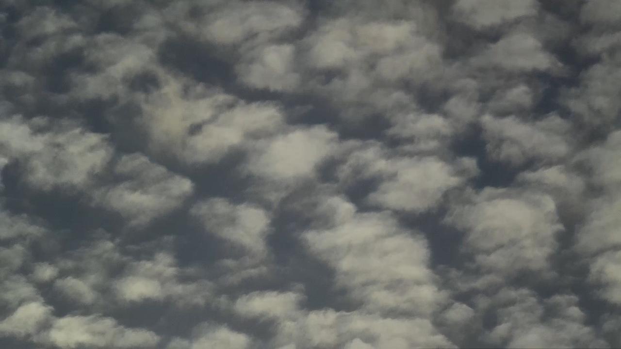 Слоисто-кучевые облака (лат. Stratocumulus, Sc) — крупные серые гряды пластин или хлопьев, разделённые просветами, либо сливающиеся в сплошной покров. Образуются на высоте 0,6—1,5 км. Состоят в основном из мелких капелек воды радиусом 5—7 мкм с колебаниями от 1 до 60 мкм, зимой переохлаждённых. Из большинства разновидностей слоисто-кучевых облаков осадки, как правило, не выпадают. Из непросвечивающих слоисто-кучевых (Sc op.) может выпасть слабый дождь или редкий снег.