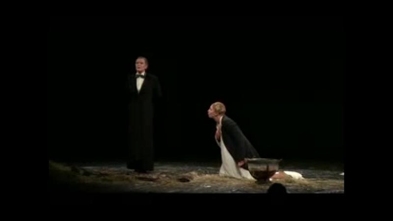 Спектакль Играем... Шиллера Фрагмент