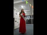 Елизавета Родина (Максимчук) Вегмарт октябрь 2018