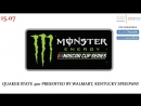 Monster Energy Nascar Cup Series, Quaker State 400 presented by Walmart, Kentucky Speedway 545TV, A21 Network