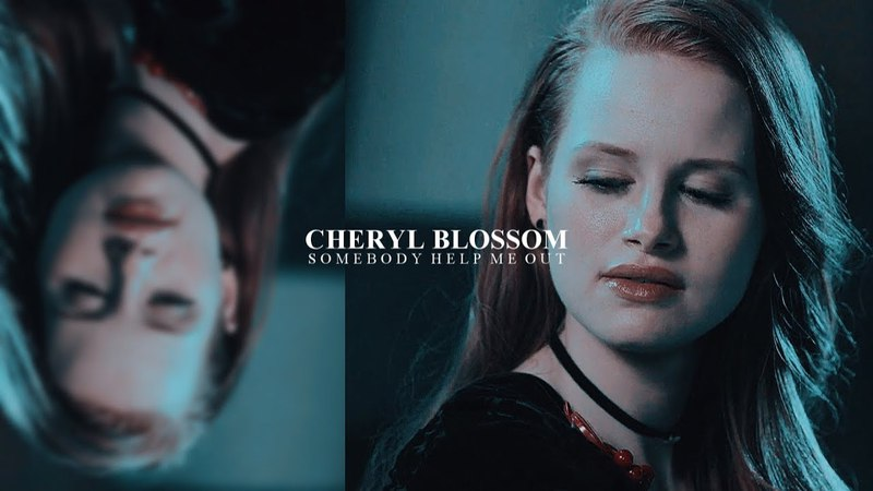 Cheryl Blossom | Can somebody help me out