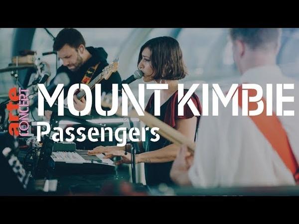 Mount Kimbie - live (Full Show HiRes) @ Aéroport de Paris-Orly – ARTE Concert