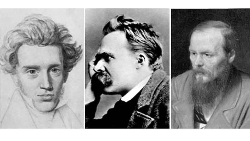 2017 Личность 11 Экзистенциализм Ницше, Достоевский, Кьеркегор