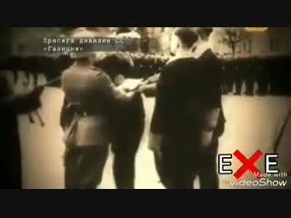 Немного поджарим зады нацикам утверждающим, что Диви́зия СС «Гали́ция»