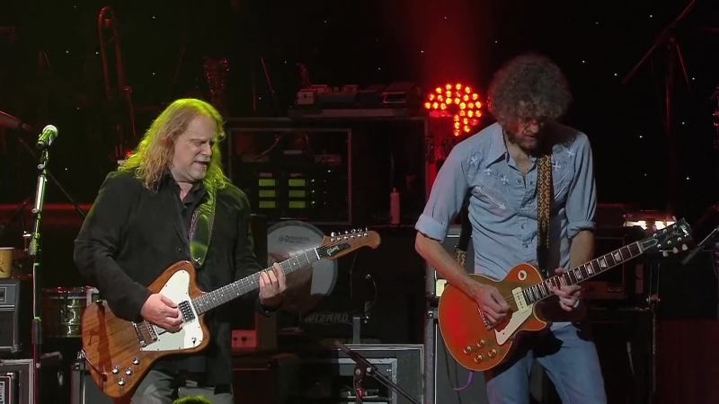 Govt Mule _ Audley Freed - Simple Man