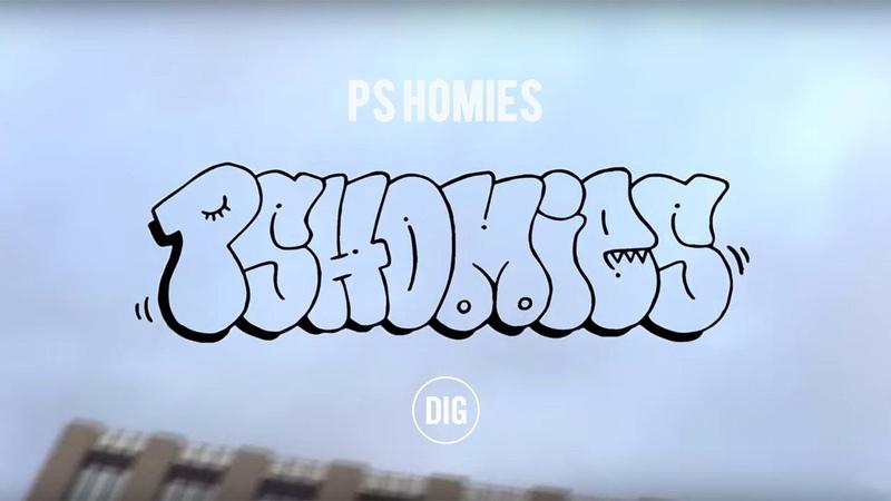 PSHOMIES PS1 BMX - DIG LOCALS - BCN
