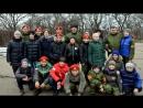 Занятия по строевой подготовке от Ракетно артиллерийского дивизиона Корса на УДО Горловский Центр технического творчества для
