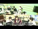 [Sapphire SubTeam] 140910 Сукира с Super Junior (часть 2) (рус.саб)