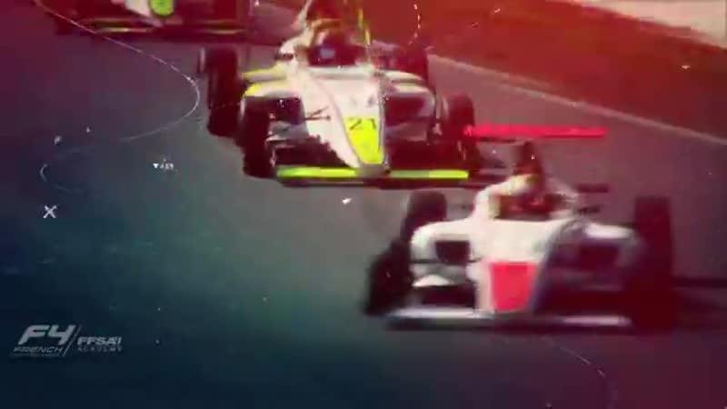 French F4 Championship 2019 Round 1 Nogaro/Race 2
