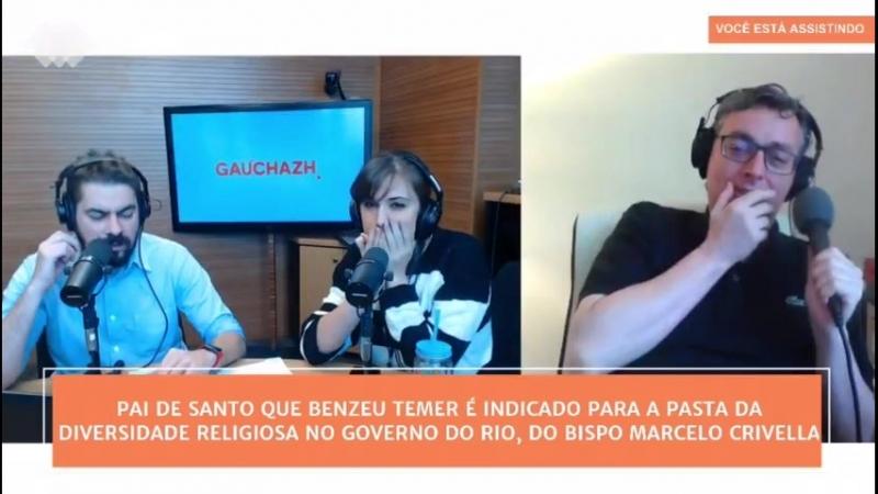 Pai Uzeda faz revelações sobre Moreira Franco