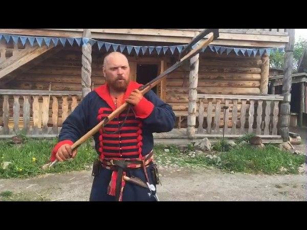 Экскурсия в Стрелецкий острог 23.05.18