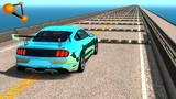 BeamNG.drive - Speed Bumps High Speed Crashes #20