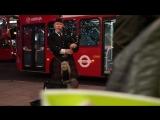 Лондон. Уличный музыкант. 21 декабря 2013 г.
