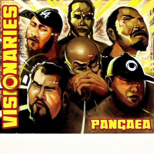 Visionaries альбом Pangaea
