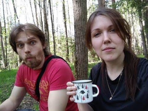 Поход выходного дня (ПВД) по Серпуховским лесам и веселая болтовня обо всем [Часть 1]