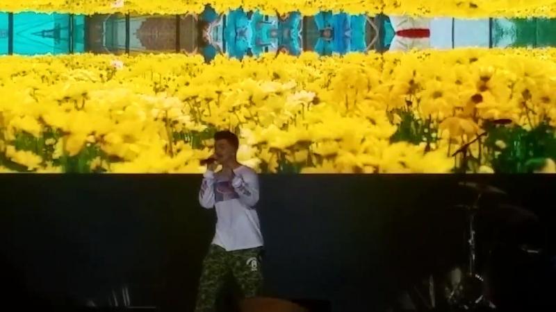Juanes- Pa Dentro (en directo Cambrils BARCELONA) 2018