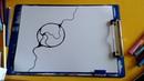 Нейрографика - как правильно округлять пересечения линий