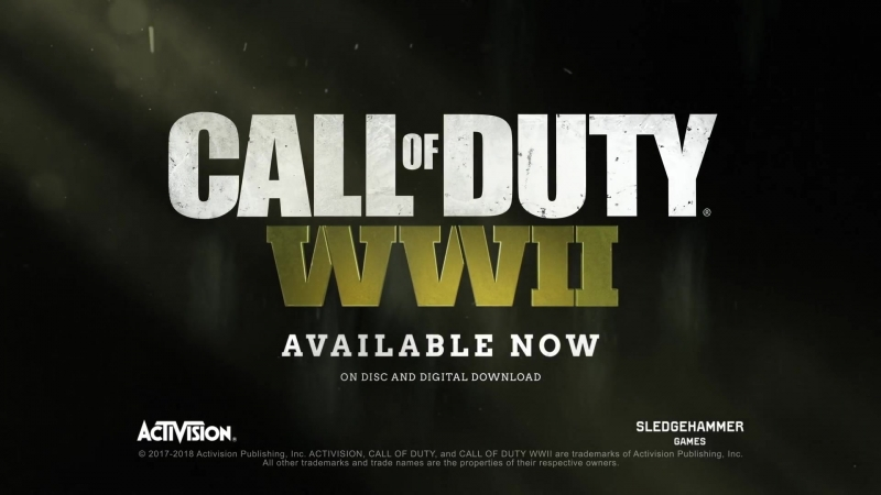 Call of Duty WWII - Blitzkrieg Community Event Trailer ¦ PS4