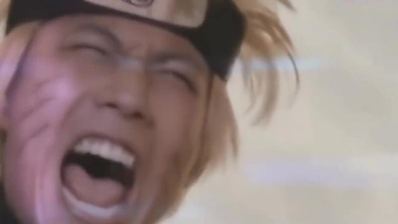 Типичная реакция на Наруто