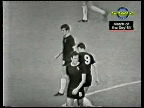 1964 09 19 Chelsea v Leeds United