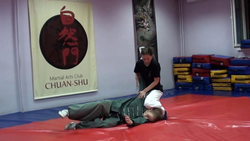 Боевые искусства для женщин. Кунг фу