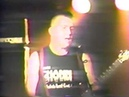 The Exploited - Live In Detroit, MI 1988