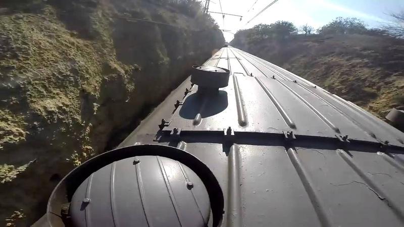 ПДС Зацепинг Поезд Дальнего Следования trainsurfing