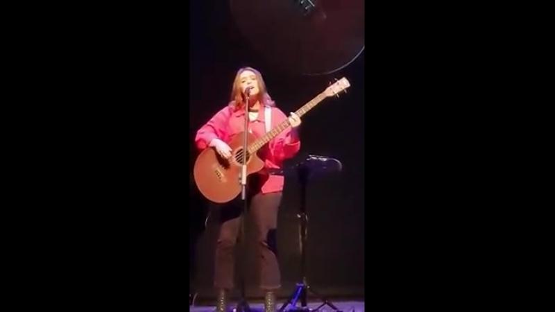 Francesca Michielin - L'amore esiste (Festival dello Sport - Trento - Auditorium Santa Chiara 13/10/18)