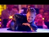 Фантастическая гибкость! Уникальная девочка-каучук Варвара Гордеева покорила зрителей!