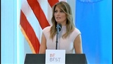 First Lady Melania Trump BEAUTIFUL Speech at United Nations 'BE BEST'